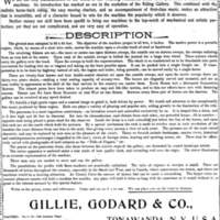 Gillie Godard and Co - Steam Riding Gallery ad, detail 1 (Tonawanda News,  1894).jpg