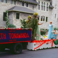 Young at Heart float, parade, photo (1972).jpg