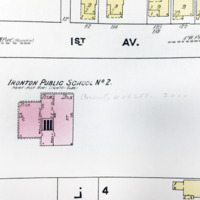 Ironton Public School No 2, map detail (Sanborn Map Company, 1910).jpg