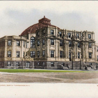 Felton High School, postcard (1905).JPG
