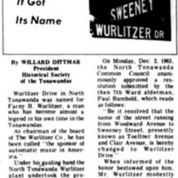 Meet Your Street - Wurlitzer Drive (Tonawanada News, 1969-09-13).jpg