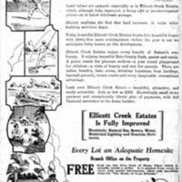 Ellicott Creek Estates, ad (Tonawanda News, 1926-09-25).jpg
