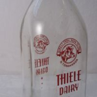 Thiele Dairy, bottle (c1970).jpg