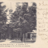 Goundry Street School No.1, photo postcard (1906).jpg