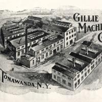 Gillie Machine Company, ad detail (City Directory, 1923).jpg