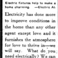 Hewitt Co., Everything Electrical, 26 Tremont, ad (Tonawanda News,1925-02-14).jpg