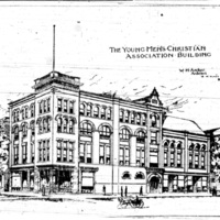 Young Mens Christian Association (YMCA), illustration (1893-08-05 Tonawanda News).jpg
