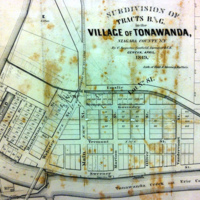Village of Tonawanda, map (1849).jpg