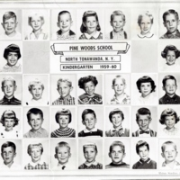 Pine Woods School Kindergarten, class photo - Miss Thelma Will (1959-60).jpg