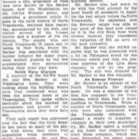 Tonas growth impresses former residents, Henry Backer, article (Tonawanda News, 1929-04-06).jpg