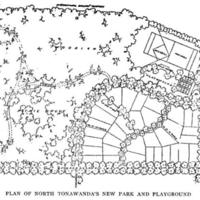 Plan for Pine Woods Park (Sweeney Park) and adjacent lots, North Tonawanda, NY (1917).jpg