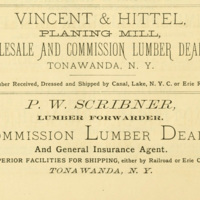 Vincent & Hittel, P. W. Scribner, ads (Commerce, Manufactures and Resources of Buffalo and Environs, 1880).jpg
