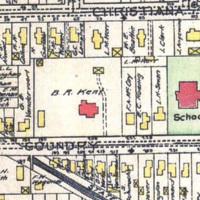 B. R. Kent residence on Goundry, map detail (1908).jpg