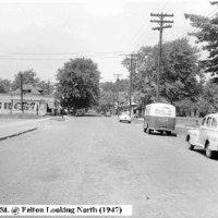 Oliver Street at Felton looking north, photo (1947).jpg