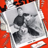 Four Corner Wrestling Club, program, cover (1950-05-05).jpg