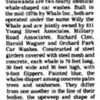 Blue Whale saga just won't end, letter to editor (Tonawanda Evening News, 1985-06-08).jpg