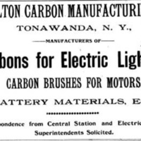 Boulton Carbon Mfg Co, ad (Electrical World, 1893-12).jpg