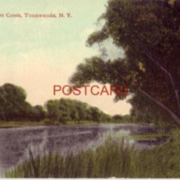 View on Ellicott Creek, Tonawanda, postcard (c1920).jpg