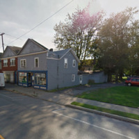 Former Linde Television, 246 Oliver, Google street view (2015).jpg