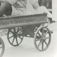 Girls in Auto-Wheel Coaster, magic lantern slide (c.1920) 2.jpg