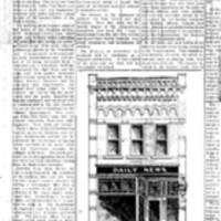 Tonawanda News Moves into Webster Building, article (Tonawanda News, 1900-03-12).jpg