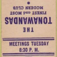 Elks Club, matchbook (c1940).jpg