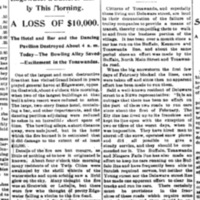 Edgewater Hotel Burns, article (Tonawanda News, 1896-03-10).jpg